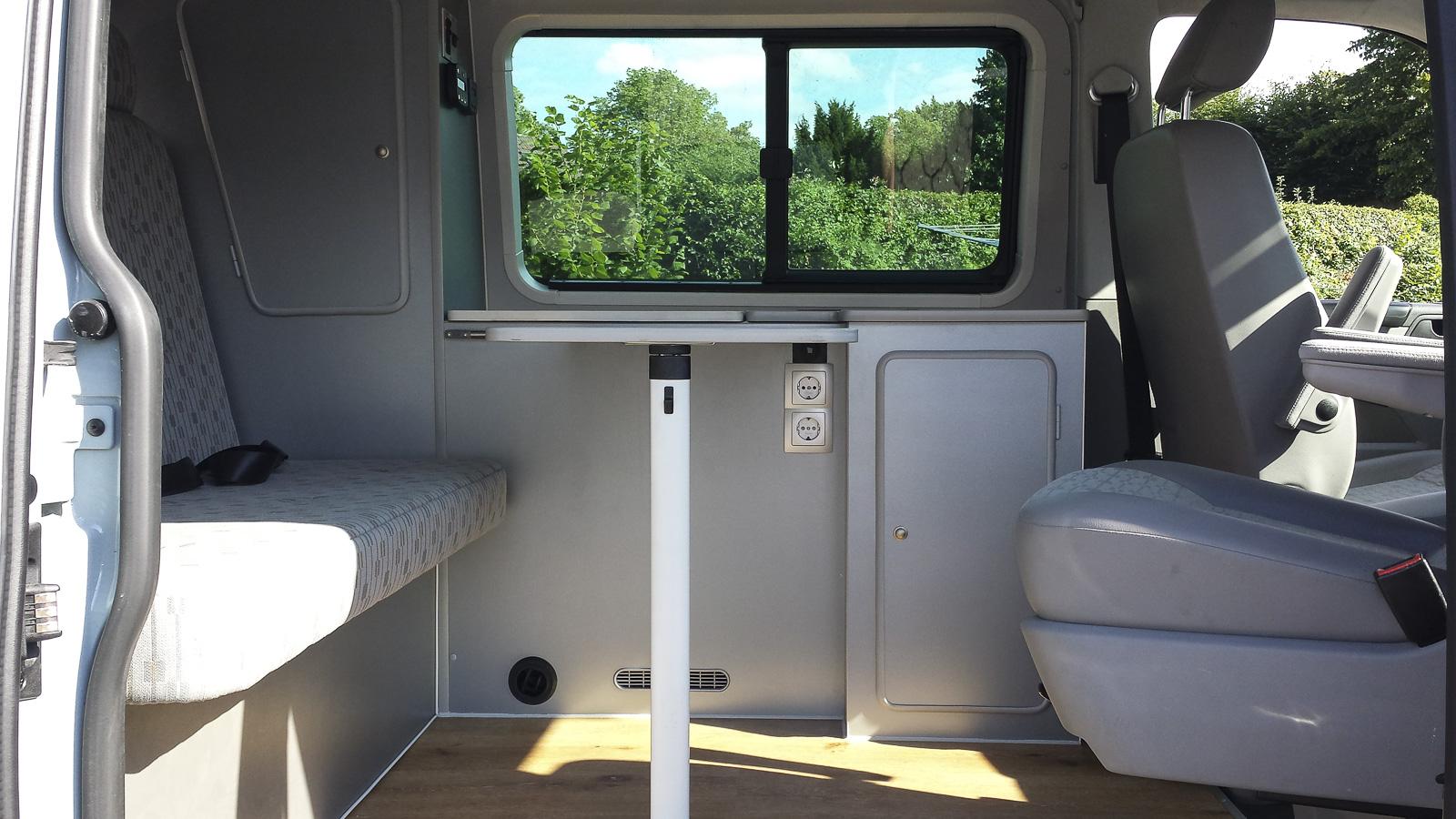 vw t5 basic mit aufstelldach superflach bs camperwerk. Black Bedroom Furniture Sets. Home Design Ideas