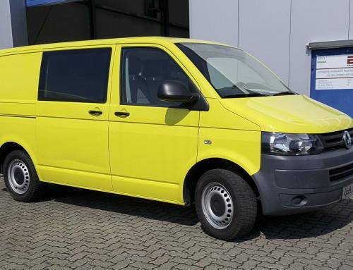 VW T5 Basic Ausbau