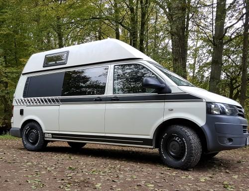 VW T5 Offroad Premium mit Hochdach