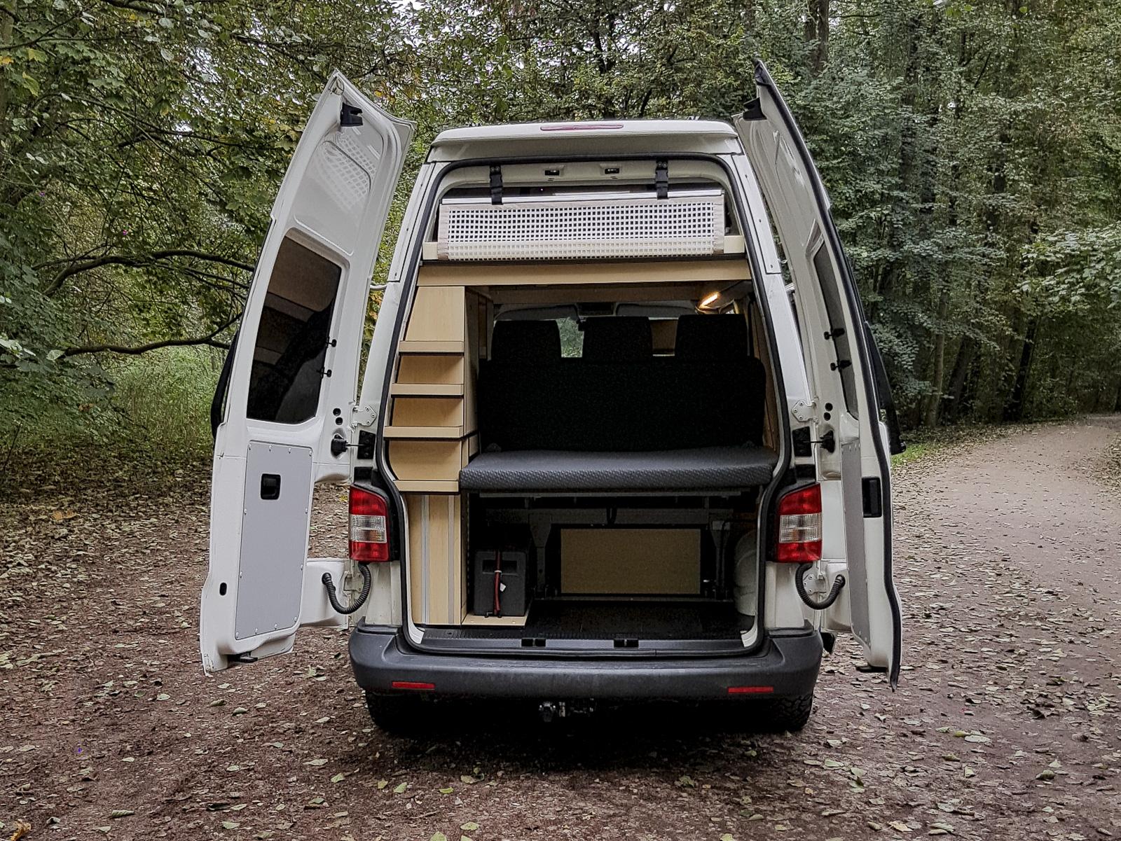 galerie vw t5 offroad premium mit hochdach bs camperwerk. Black Bedroom Furniture Sets. Home Design Ideas