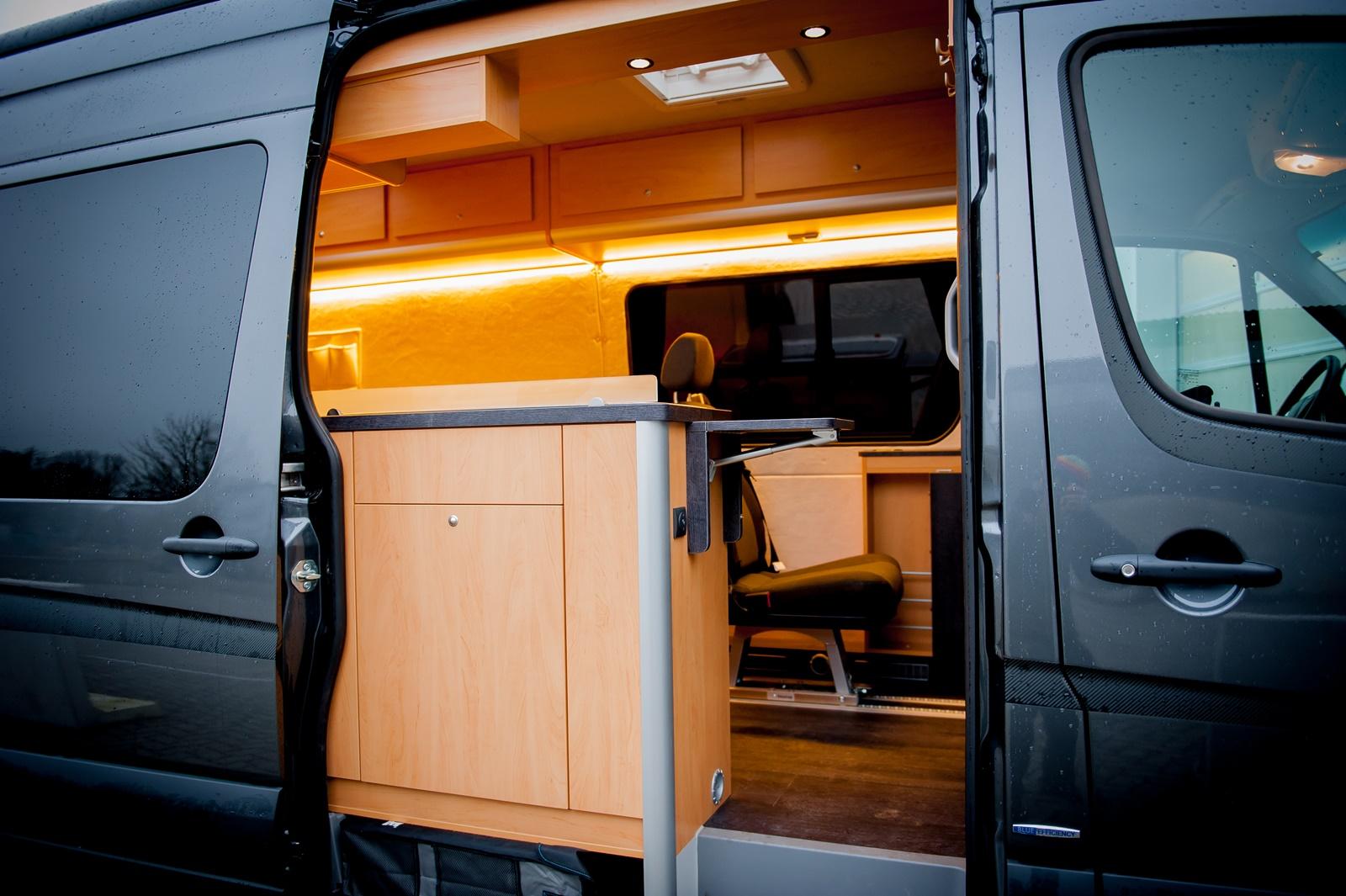 Galerie Mercedes Sprinter 4×4 – BS Camperwerk