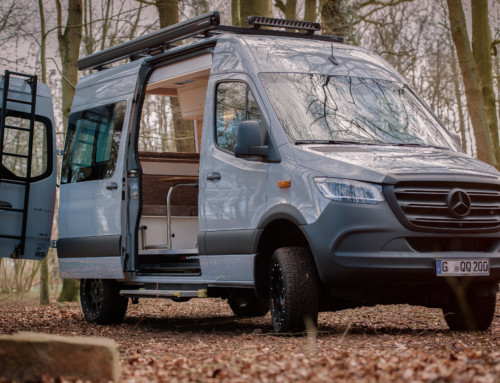 Mercedes Benz Sprinter 907 4×4 Offroad